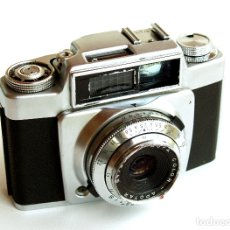 Cámara de fotos: *C1958* • AGFA SILETTE - LK COLOR APOTAR F2.8 PRONTO-LK • FOTÓMETRO (CON FUNDA). Lote 176388983