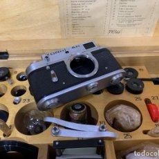 Cámara de fotos: ZORKI 4K CON ACCESORIOS PARA MICROFOTOGRAFIA. Lote 176568607
