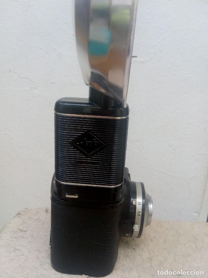 Cámara de fotos: Agfa Clack con su flash - Foto 3 - 177885408