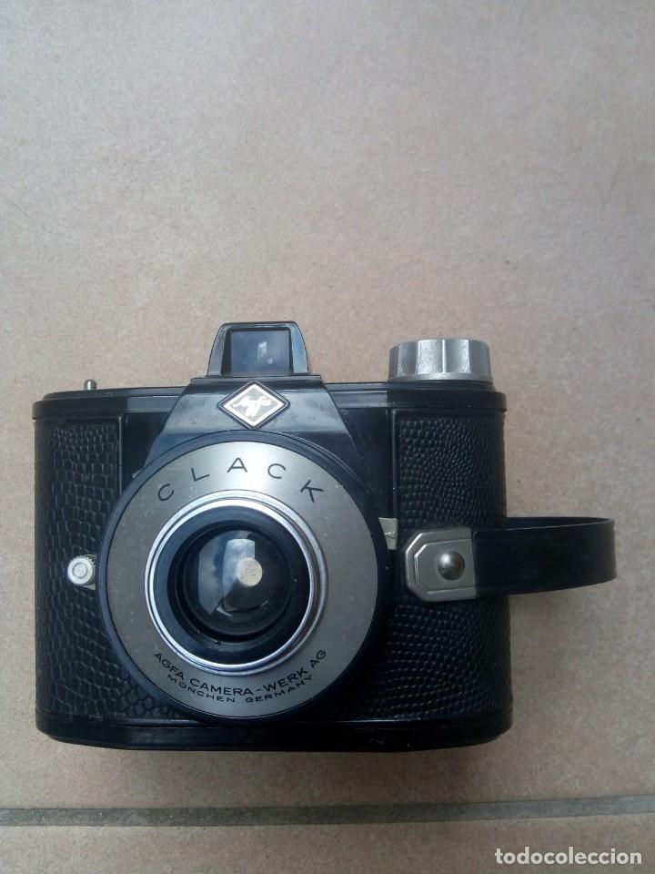 Cámara de fotos: Agfa Clack con su flash - Foto 5 - 177885408