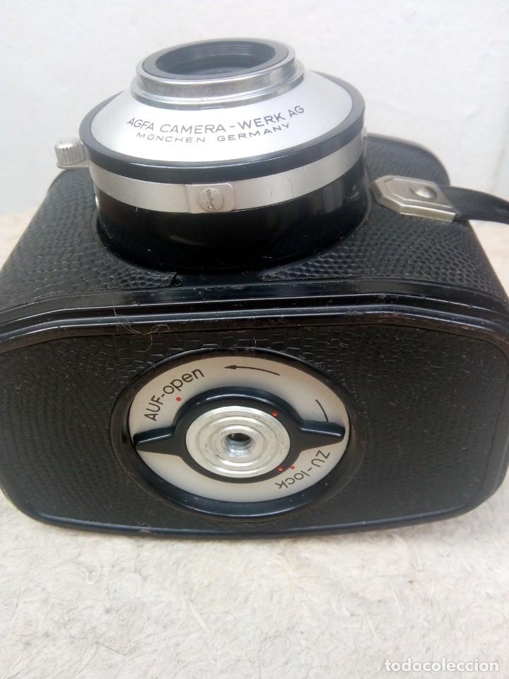 Cámara de fotos: Agfa Clack con su flash - Foto 6 - 177885408