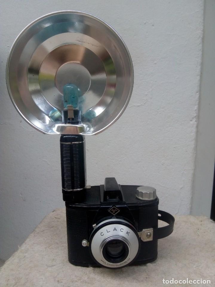 Cámara de fotos: Agfa Clack con su flash - Foto 8 - 177885408
