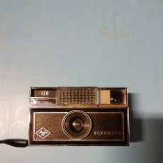 Cámara de fotos: CAMARA COMPACTA AGFA AGFAMATIC. Lote 178005234