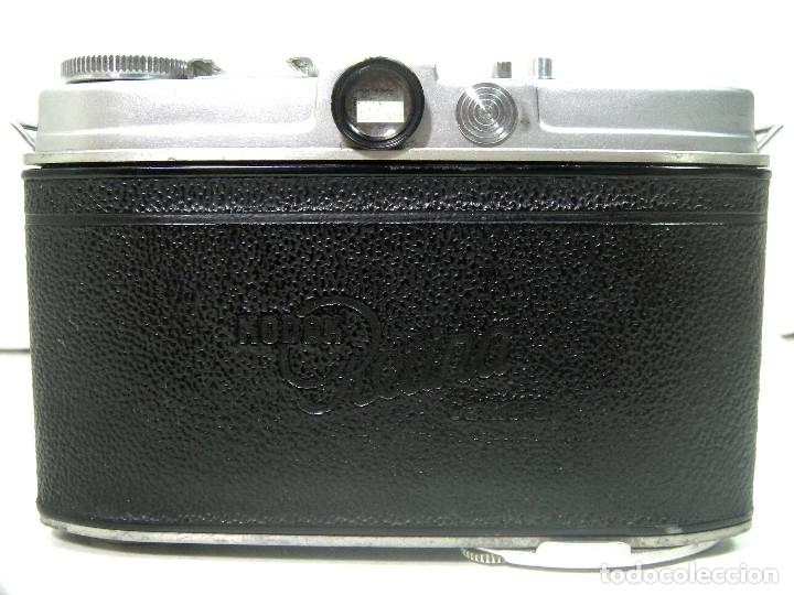 Cámara de fotos: KODAK RETINA IB- CAMARA FOTOS 35MM 1954/57 -OBJETIVO 50 MM F72.8 - FOTOGRAFICA DE 35 - Foto 5 - 178053440