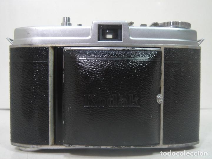 Cámara de fotos: KODAK RETINA IB- CAMARA FOTOS 35MM 1954/57 -OBJETIVO 50 MM F72.8 - FOTOGRAFICA DE 35 - Foto 10 - 178053440