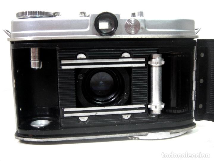Cámara de fotos: KODAK RETINA IB- CAMARA FOTOS 35MM 1954/57 -OBJETIVO 50 MM F72.8 - FOTOGRAFICA DE 35 - Foto 13 - 178053440