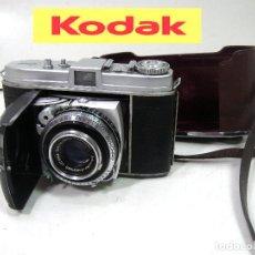 Cámara de fotos: KODAK RETINA IB- CAMARA FOTOS 35MM 1954/57 -OBJETIVO 50 MM F72.8 - FOTOGRAFICA DE 35. Lote 178053440