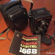 Cámara de fotos: CAMARA DE FOTOS LUBITEL 166B. Lote 178603668