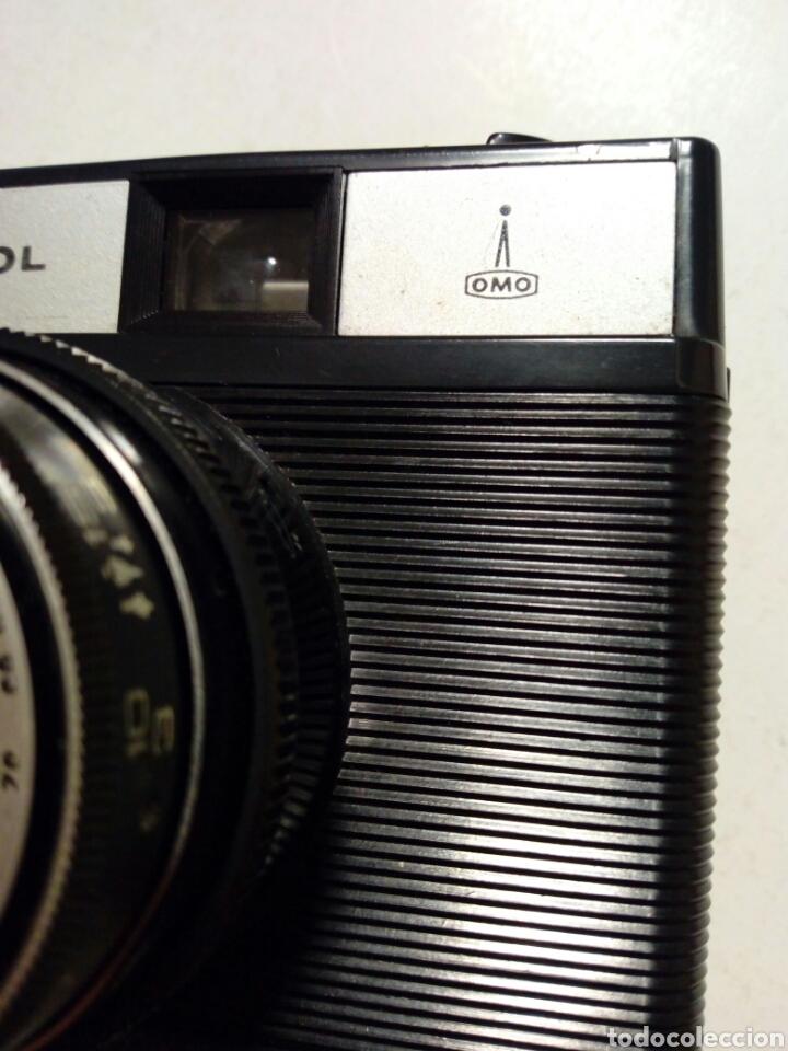 Cámara de fotos: LOMO COSMIC SYMBOL + Flash FALCON 190MX - Auténtica cámara Lomográfica fabricada en la URSS CCCP - Foto 3 - 178737941