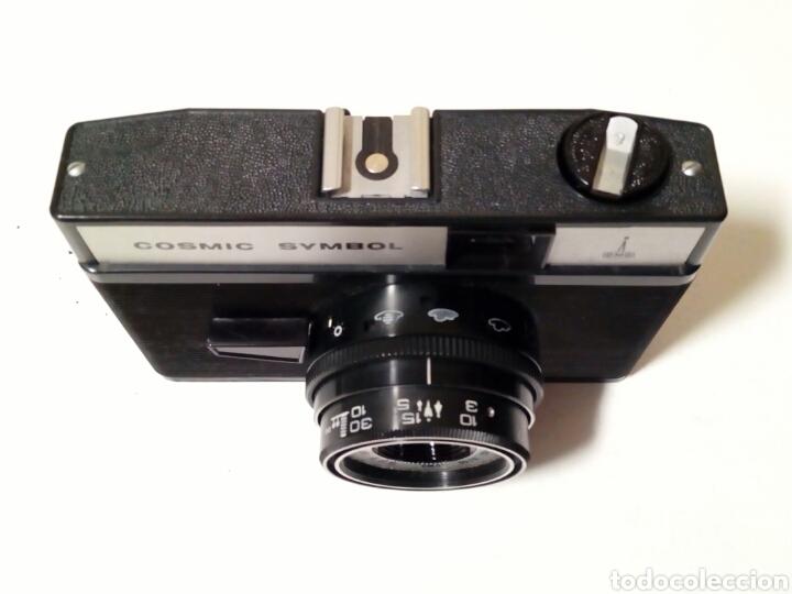 Cámara de fotos: LOMO COSMIC SYMBOL + Flash FALCON 190MX - Auténtica cámara Lomográfica fabricada en la URSS CCCP - Foto 4 - 178737941