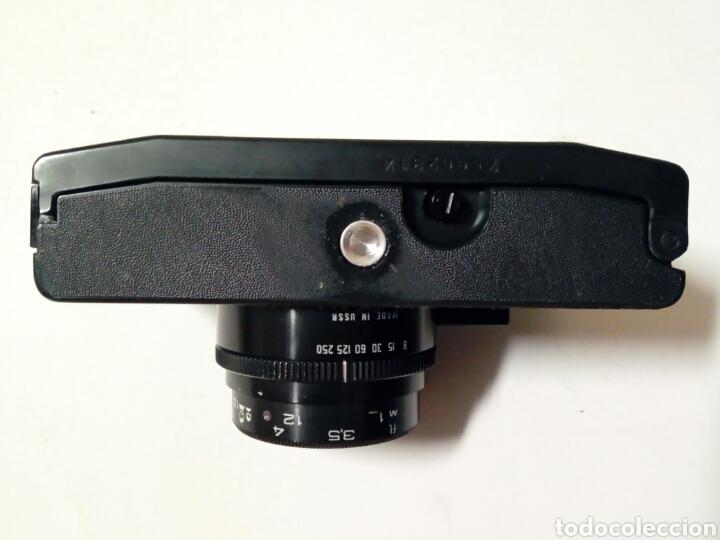 Cámara de fotos: LOMO COSMIC SYMBOL + Flash FALCON 190MX - Auténtica cámara Lomográfica fabricada en la URSS CCCP - Foto 5 - 178737941