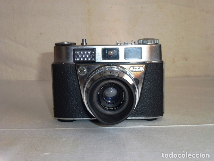 Cámara de fotos: Antigua camara Kodak retinette IB - Foto 2 - 178822558