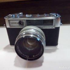 Cámara de fotos: YASHICA LYNX-14. Lote 178947966
