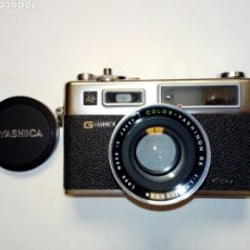 Cámara de fotos: YASHICA ELECTRO 35 GSN - RANGEFINDER CAMERA - TELEMÉTRICA - HIPSTER - LOMOGRAPHY - ANALÓGICA - FILM. Lote 179095566
