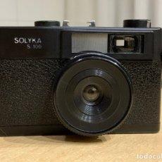 Cámara de fotos: SOLYKA S 100 FABRICADA EN ESPAÑA. Lote 180018921