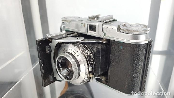VOIGTLANDER VITO II DE 1950 (Cámaras Fotográficas - Clásicas (no réflex))