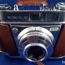 Cámara de fotos: KODAK RETINETTE. Lote 181502108