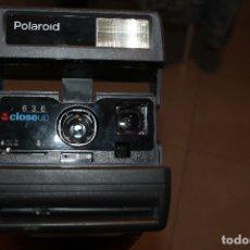 Cámara de fotos: CÁMARA FOTOS POLAROID 636 CLOSE UP. Lote 182496037