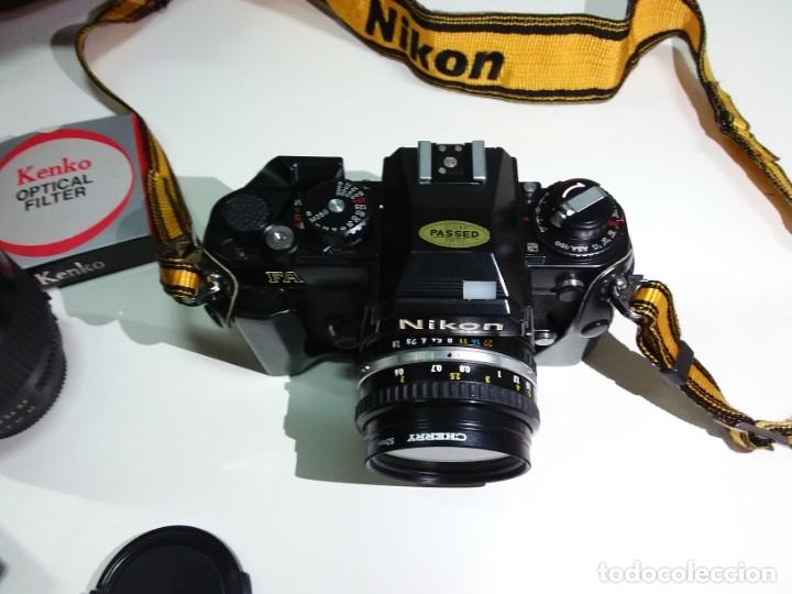 Cámara de fotos: Cámara Nikon FA 35mm,como nueva - Foto 2 - 182542413