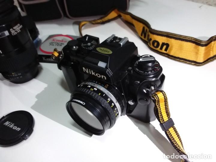 Cámara de fotos: Cámara Nikon FA 35mm,como nueva - Foto 3 - 182542413