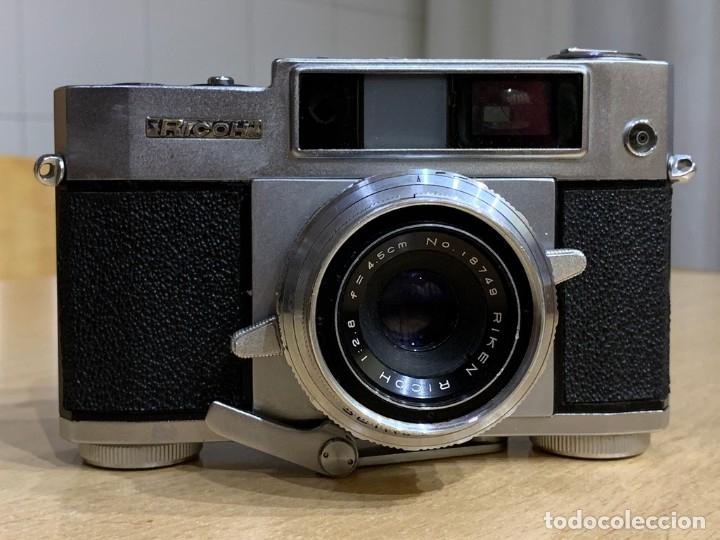 RICOH 500 (Cámaras Fotográficas - Clásicas (no réflex))
