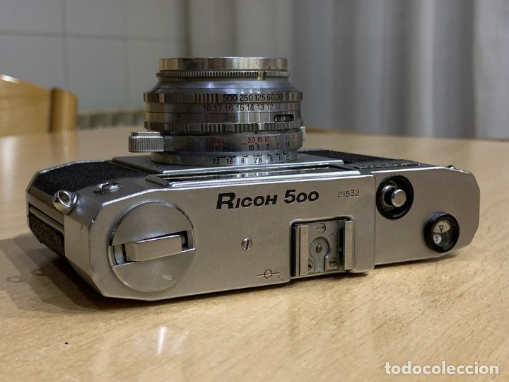 Cámara de fotos: RICOH 500 - Foto 2 - 182635457