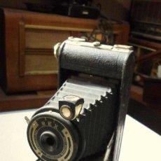 Cámara de fotos: CAMARA DE FUELLE REX CORONET . Lote 182667218