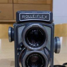 Cámara de fotos: ROLLEIFLEX AUTOMATIC 4X4 K5 BABY GREY TLR. Lote 182940935
