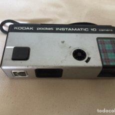 Cámara de fotos: KODAK POCKET INSTAMATIC 10. Lote 182974246