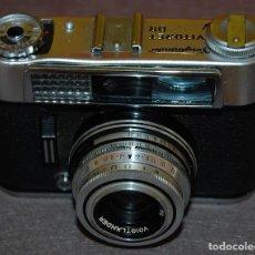 Cámara de fotos: CAMARA FOTOGRAFICA VOIGTLANDER VITORET DR AÑOS 60. Lote 183475723