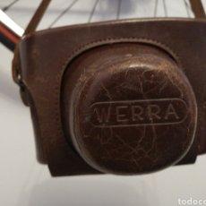 Cámara de fotos: WERRA. Lote 184628447