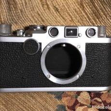 Cámara de fotos: LEICA II F, Nº 787096, AÑO 1955 SEGUN GUIDE MCKEOWN´S. Lote 55348586