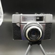 Cámara de fotos: CÁMARA FOTOGRÁFICA AGFA SILETTE I VINTAGE 1962 PERFECTO ESTADO (GERMANY). Lote 186891592