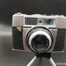 Cámara de fotos: CÁMARA FOTOGRÁFICA AGFA SILETTTE-L VINTAGE 1956 PERFECTO ESTADO (GERMANY). Lote 186902901