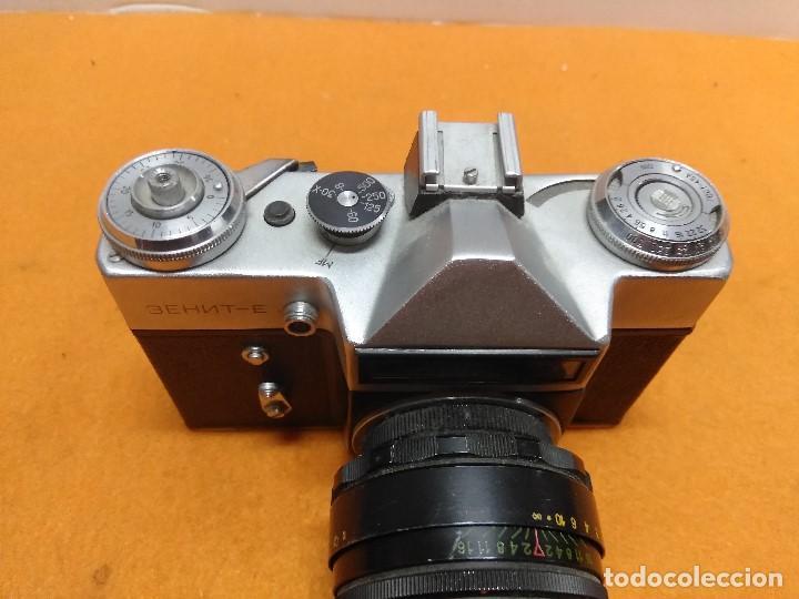 Cámara de fotos: CAMARA ANTIGUA DE FOTOS RUSA - Foto 4 - 187108250