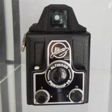 Cámara de fotos: EHO ALTISSA DE 1954. Lote 187178101