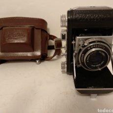 Cámara de fotos: FUELLE 35 MM.WELTI I.1952.PARA COLECCIONISTAS.OFERTA. Lote 187180477