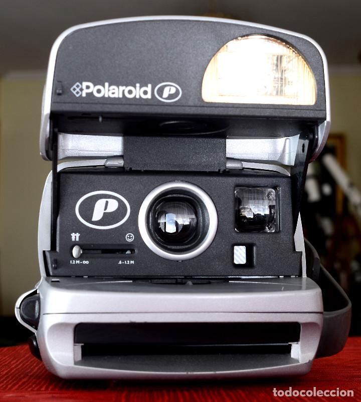 CLÁSICA POLAROID P CAM SILVER R PLATA PARA EXPERTOS (Cámaras Fotográficas - Clásicas (no réflex))