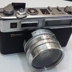 Cámara de fotos: CAMARA YASHICA ELECTRO 35 GS COMO NUEVA. Lote 188714696