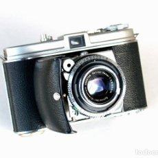 Cámara de fotos: *C1956* • KODAK RETINA IB (TYPE 018) • SCHNEIDER RETINA-XENAR F2.8 SYNCHRO COMPUR (FUNDA). Lote 189451738