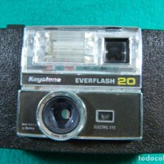 Cámara de fotos: KEYSTONE EVERFLASH 20-CAMARA FOTOGRAFICA-MADE IN U.S.A.-BERKEY-ELECTRIC EYE-CAMERA-AÑOS 50 ?. . Lote 189637806