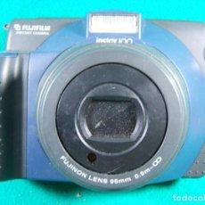 Cámara de fotos: FUJIFILM INSTANT CAMERA INSTAX 100-FUJINON 95 MM-FLASH-CAMARA FOTOGRAFICA INSTANTANEA-FUJI-AÑOS 80.. Lote 189640525