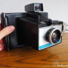 Cámara de fotos: CÁMARA DE FOTOS POLAROID COLORPACK III. VINTAGE. FOTOGRAFÍA. AÑOS 70.. Lote 189756358