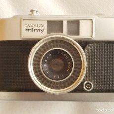 Cámara de fotos: CAMARA YASHICA MIMY 1:2.8 ME 4012923 JAPAN. Lote 189887593