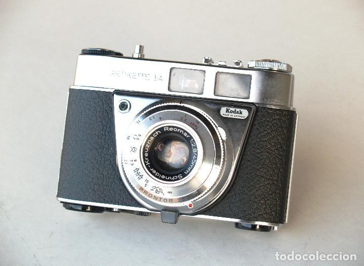 Cámara de fotos: *c1964* • Kodak AG RETINETTE IA (type 044) • Schneider REOMAR f2.8 PRONTOR 250 - Foto 3 - 190526081
