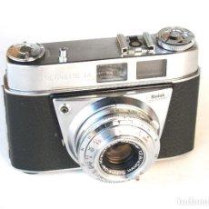 Cámara de fotos: *C1964* • KODAK AG RETINETTE IA (TYPE 044) • SCHNEIDER REOMAR F2.8 PRONTOR 250. Lote 190526081