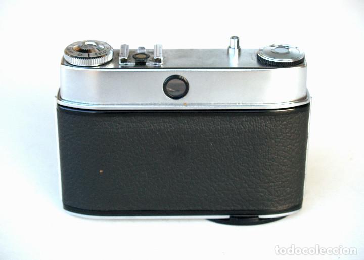 Cámara de fotos: *c1964* • Kodak AG RETINETTE IA (type 044) • Schneider REOMAR f2.8 PRONTOR 250 - Foto 5 - 190526081