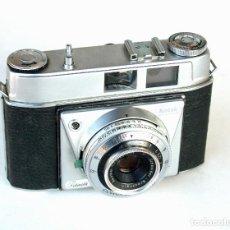 Cámara de fotos: *C1958* • KODAK AG RETINETTE I (TYPE 030) • COMPUR RAPID SCHNEIDER REOMAR F3.5. Lote 190609507