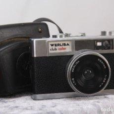 Cámara de fotos: WERLISA CLUB COLOR. Lote 190992173