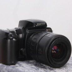 Cámara de fotos: PENTAX Z-20 + PENTAX A ZOOM 28-80MM 3.5-4.5. Lote 191156928